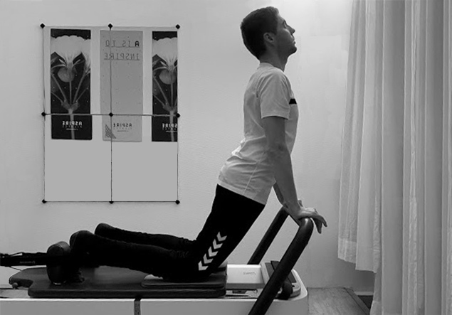 The Hague Netherlands Pilates studio