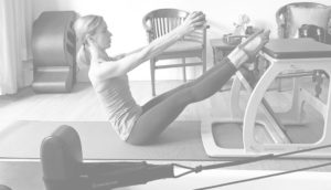 Pilates training studio in The Hague Netherlands