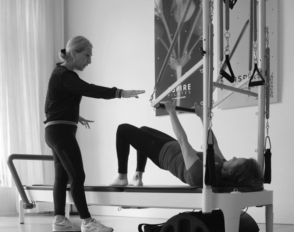 Pilates class in The Hague Netherlands