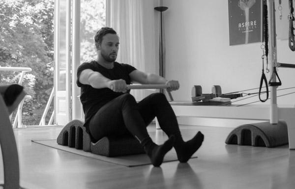 Pilates exercise The Hague Netherlands